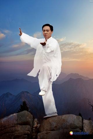 Chen Bin Chen Taiji / Taijiquan Xinjai Yilu, Neuer Rahmen 1