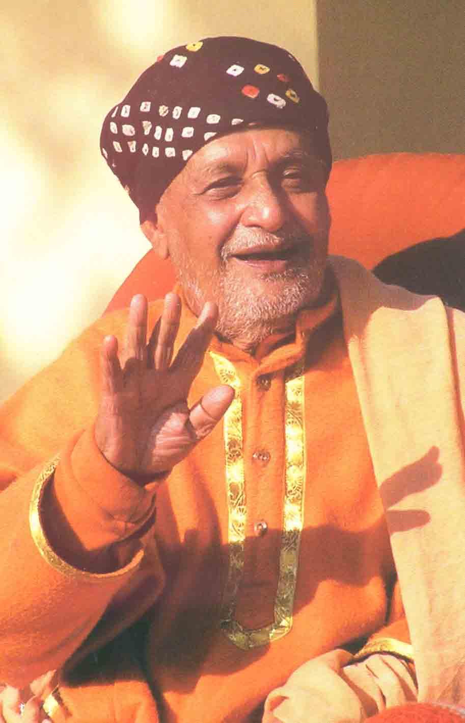 Guru Paramahamsa Satyananda Saraswati - Master of Tantra Kriya Yoga