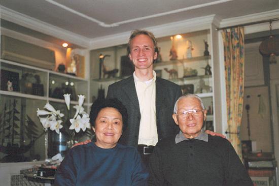 Xu Cai, Ehrenpräsident World Wushu Federation