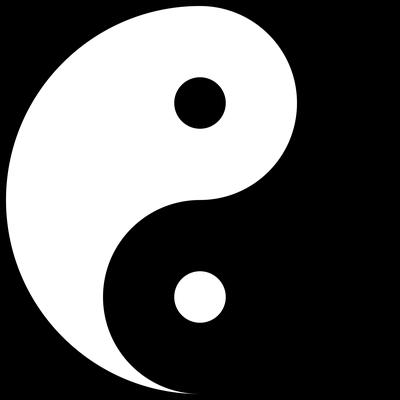 Yin und Yang im Taiji-Prinzip